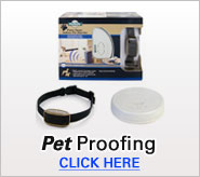 Pet Proofing
