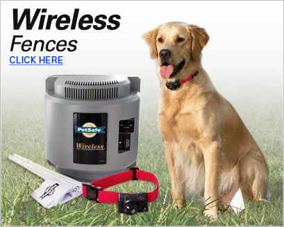 Wireless Fences