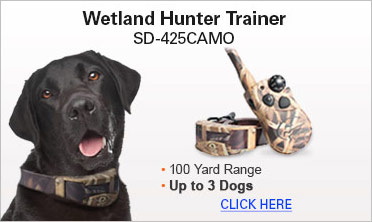 Wetland Hunter Trainer