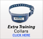 Extra Training Collars