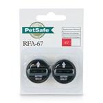 PetSafe RFA-67D-11 6v lithium battery module dual pack 10315-5