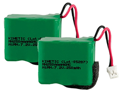 Batteries for PetSafe Training Systems sportdog sdt00 11911 2 pack