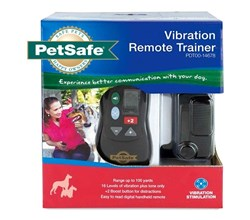 PetSafe Bark Control vibration remote trainer