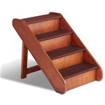 PetSafe PSF-62351 Deluxe Wood Stairs Large