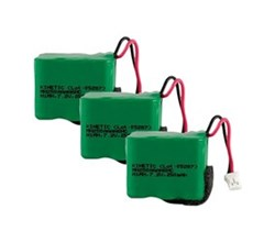 Batteries for PetSafe Training Systems sportdog sdt00 11911 3 pack