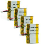 PetSafe SAC00-12544 (4 Pack) SportDOG Brand Receiver Battery
