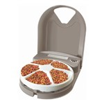 """""""Eatwell 5 Meal Pet Feeder Brand New Includes One Year Warranty, The Petsafe PFD11-13707 is a 5-Meal Timed Pet Feeder"""