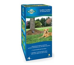 PetSafe Pet Containment yardmax cordless in ground fence
