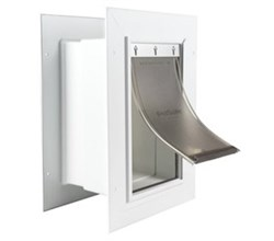 PetSafe Wall Pet Doors petsafe wall entry pet door
