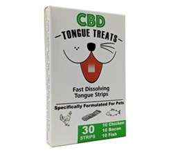 PetSafe Daily Care tongue treats tt1 white